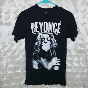 Beyonce the Formation tour t-shirt sz S